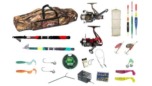 Набор товаров для рыбалки на Садоводе