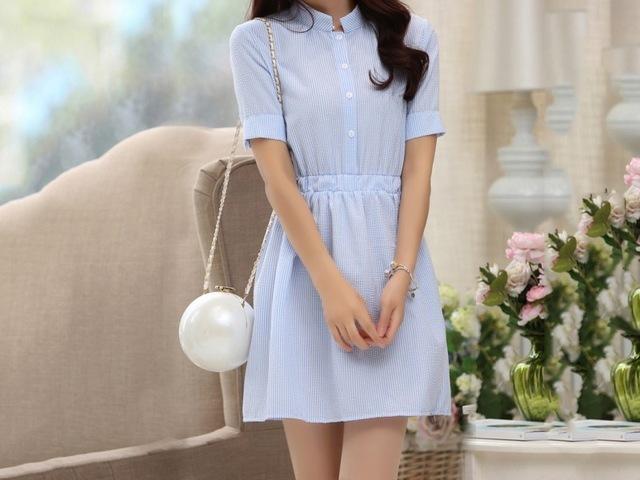 Платья-рубашки на Садоводе