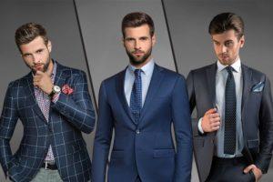 Пиджаки мужские на рынке Садовод