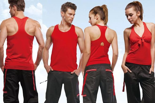 Спортивная одежда на рынке Садовод