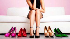 Женские и мужские туфли на Садоводе