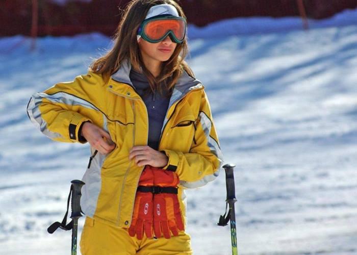 Лыжные костюмы для всей семьи на Садоводе