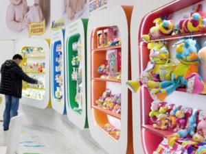Детские товары на рынке Садовод