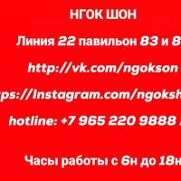 Нгок Шон (Садовод 22-85) - поставщик женской одежды